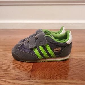 ADIDAS dragon toddler boy size 7